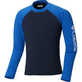 Columbia Sandy Shores - T-shirt manches longues Enfant - bleu